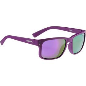 Alpina Kosmic Glasses purple matt